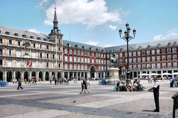1 - La Plaza Mayor
