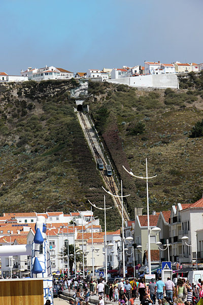 1 Nazare Funiculaire