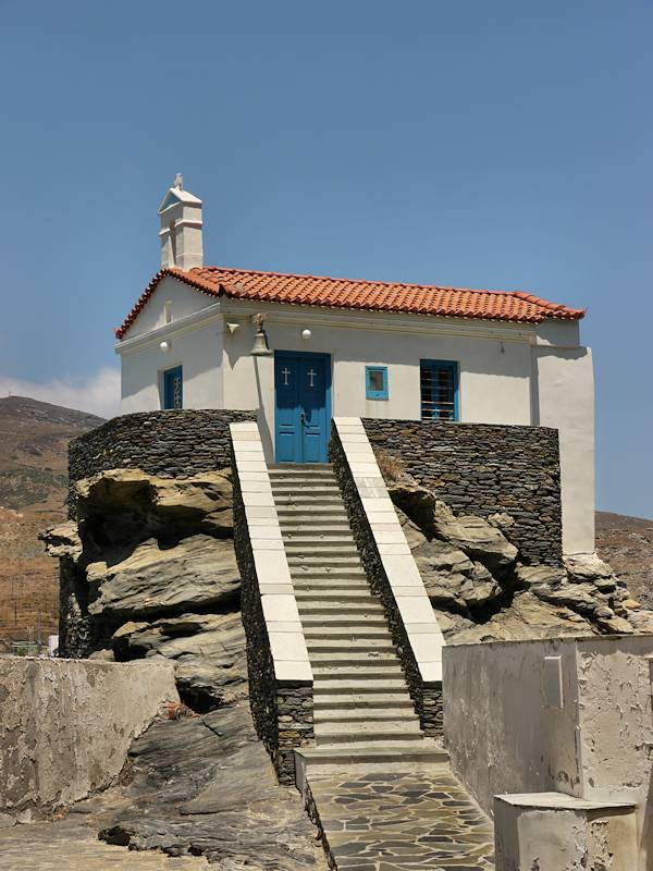 Chora Andros Chapelle 05