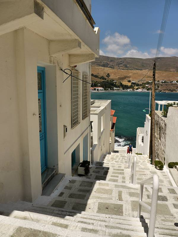 Chora Andros Ruelle 07